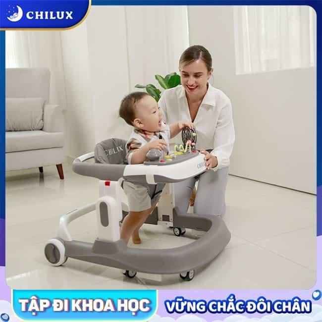 Xe tập đi Đà Nẵng Chilux thiết kế thông minh tiêu chuẩn quốc tế