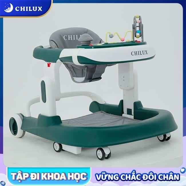 Xe tập đi tại Hà Nội Chilux thiết kế thông minh tiêu chuẩn quốc tế
